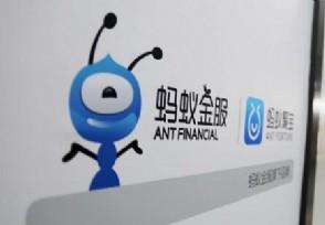 蚂蚁集团上市受益股有哪些附上相关概念股一览