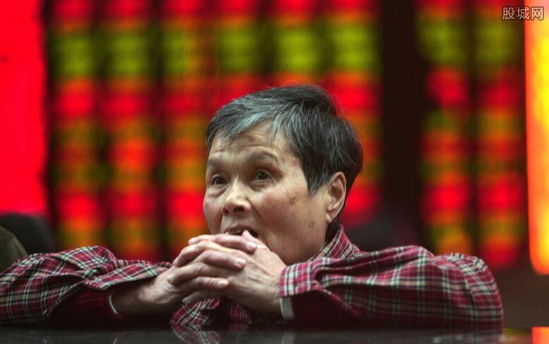 小金属概念股午后大跌 西部材料股价下挫逾8%