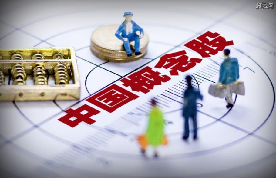中国概念股一览表