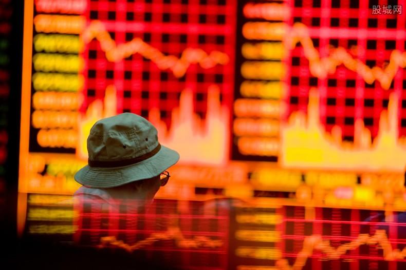 股票上升趋势线怎么画