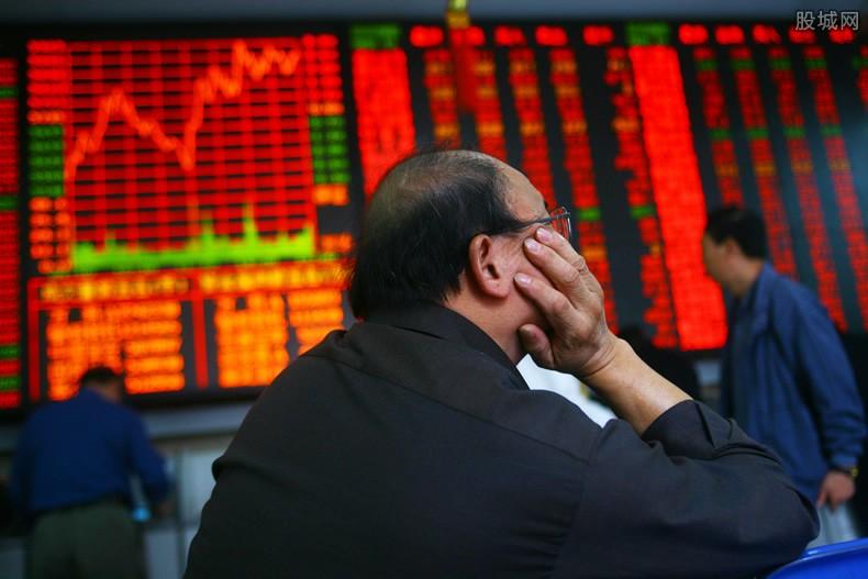 股票下降趋势