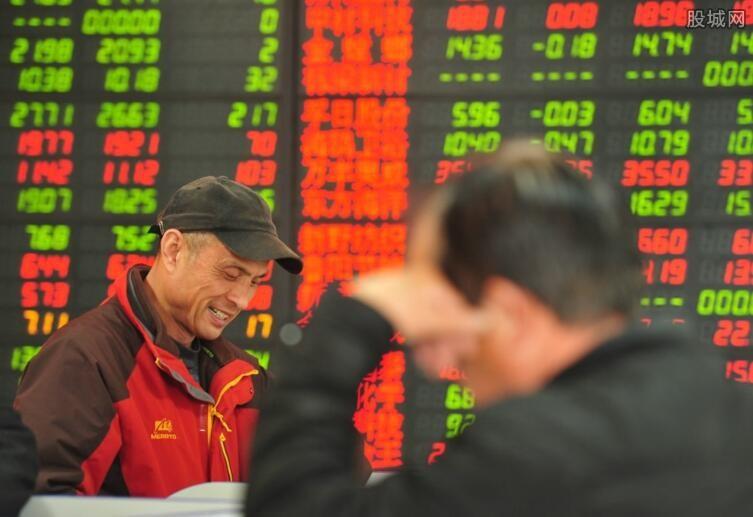 中芯国际股价大涨