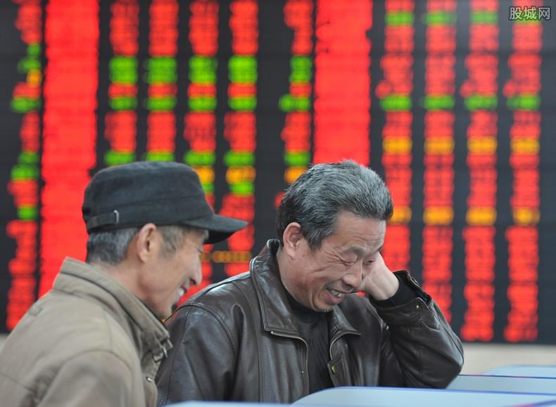 中国股市变化