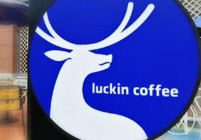 瑞幸咖啡公布业绩股价涨近10倍是怎么回事?